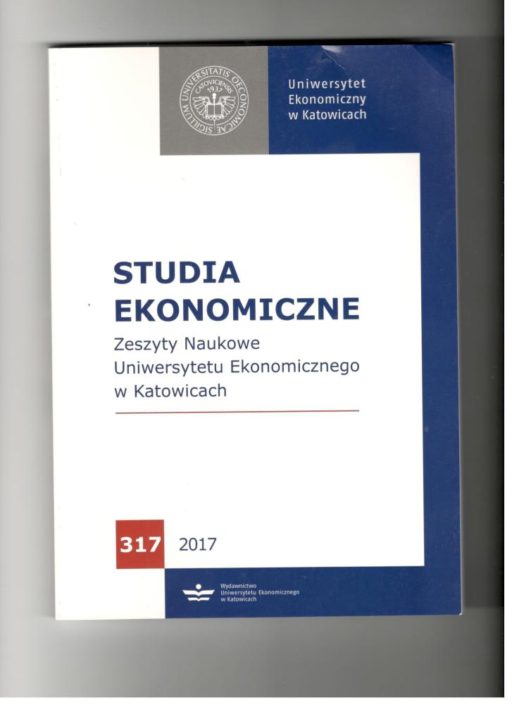 """Studia Ekonomiczne"""